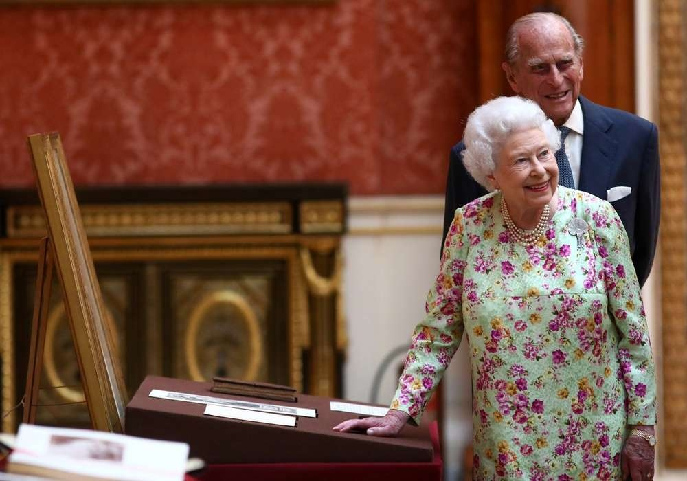 Королева Великобритании Елизавета II и принц Филипп 70 лет вместе