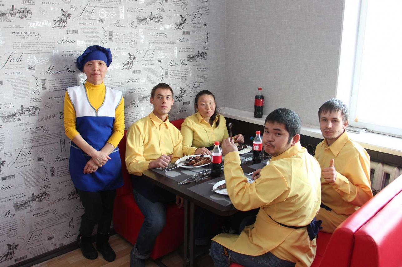 Работники Training cafe