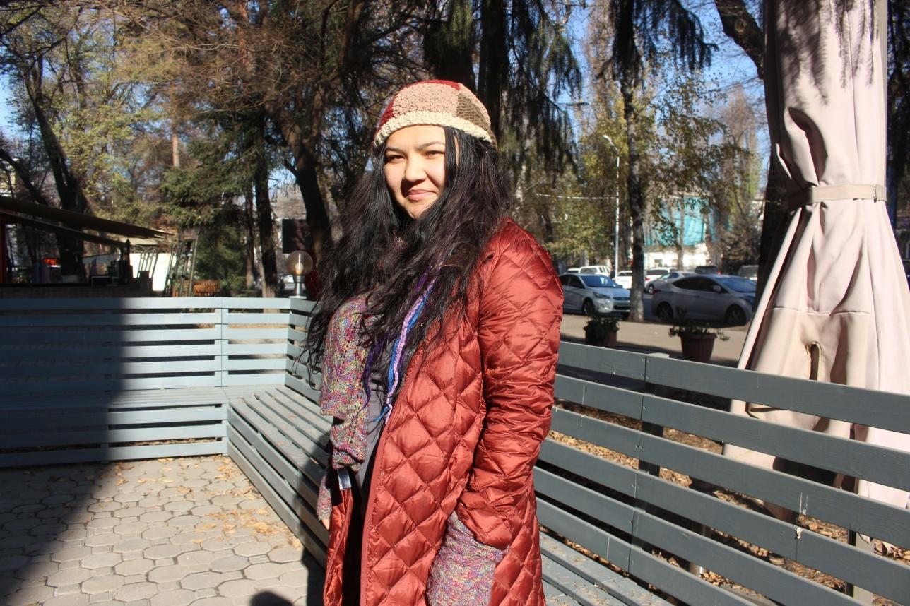 Алма Омарова