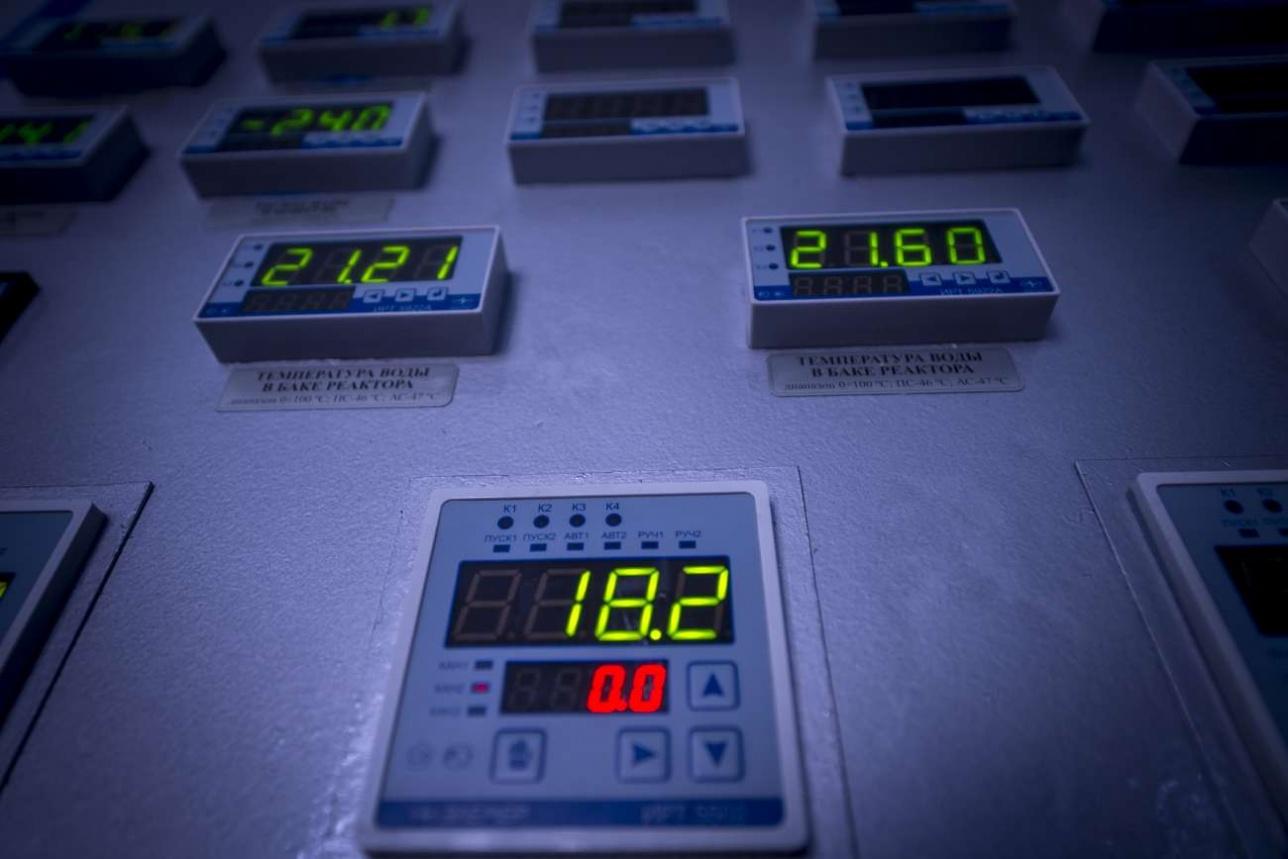 Реактор ВВРК заработает на полную мощность в следующем году