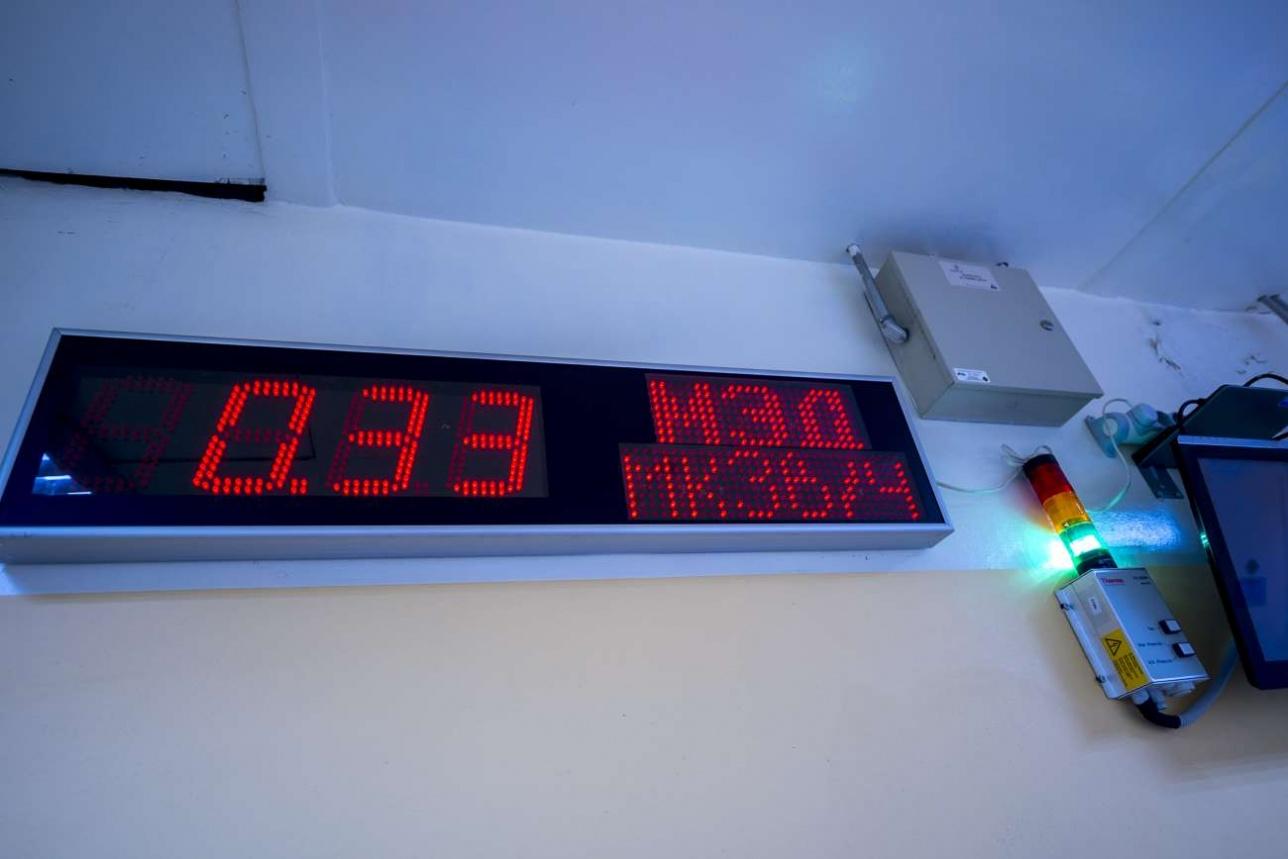 Новая система радиационного контроля