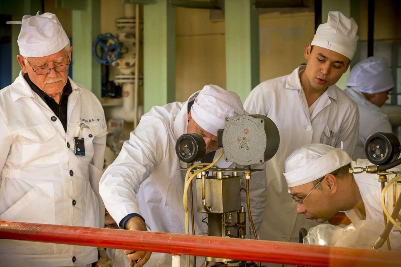 Специалисты чешской компании Skoda разрабатывали некоторые узлы и агрегаты обновленного реактора