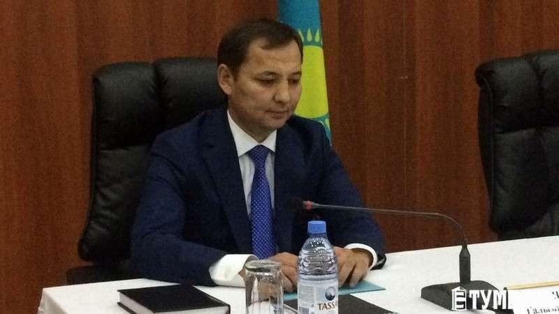 Акимом Актау назначен Галымжан Ниязов