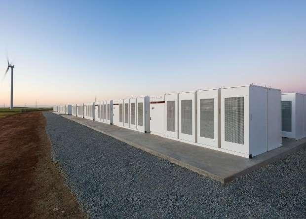 Аккумуляторная батарея в Южной Австралии
