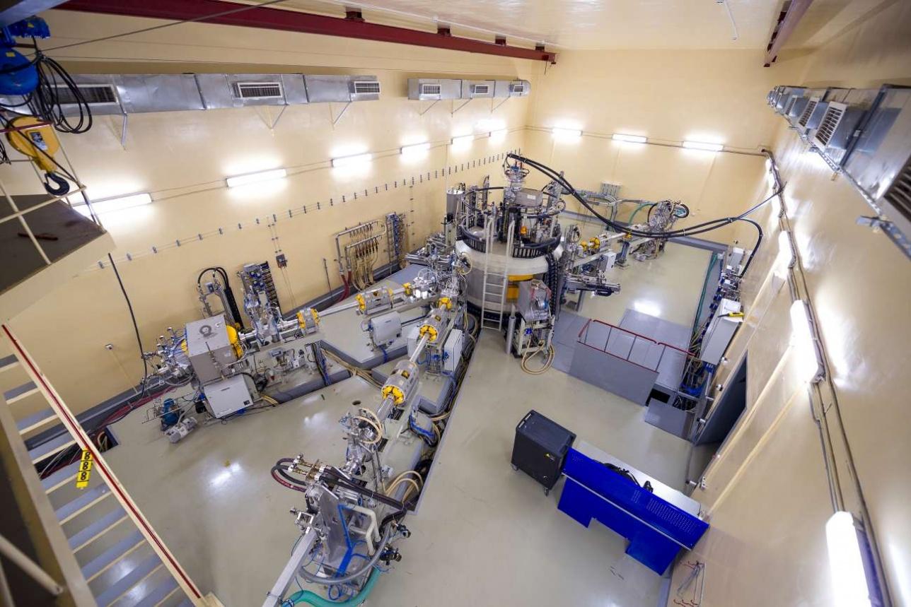 На С-30 планируется производить радиофармпрепараты