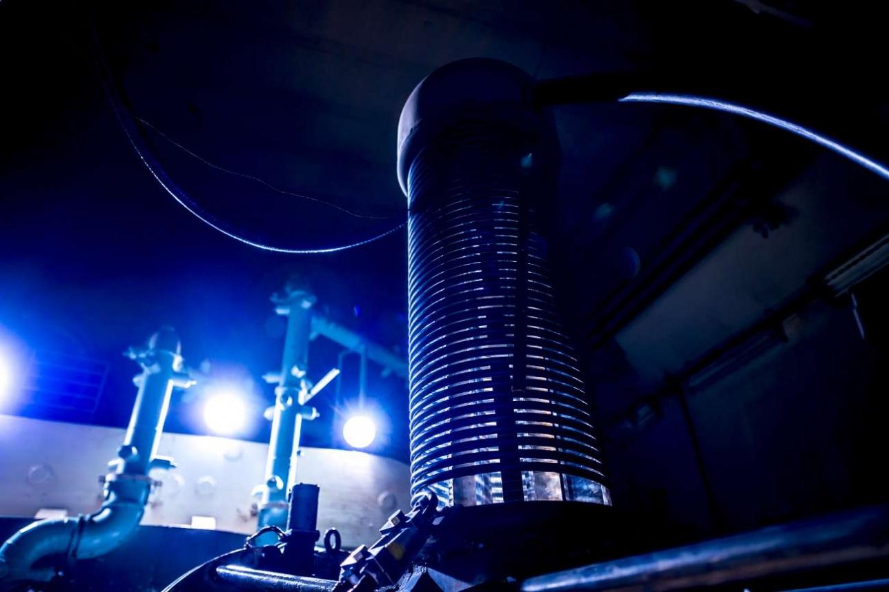 Наработка изотопов в циклотроне непрерывно продолжается около 200 часов