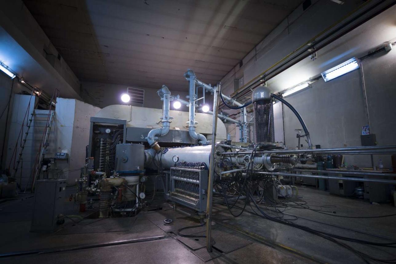 Циклотрон У-150М – одна из самых старых установок казахстанского Института ядерной физики