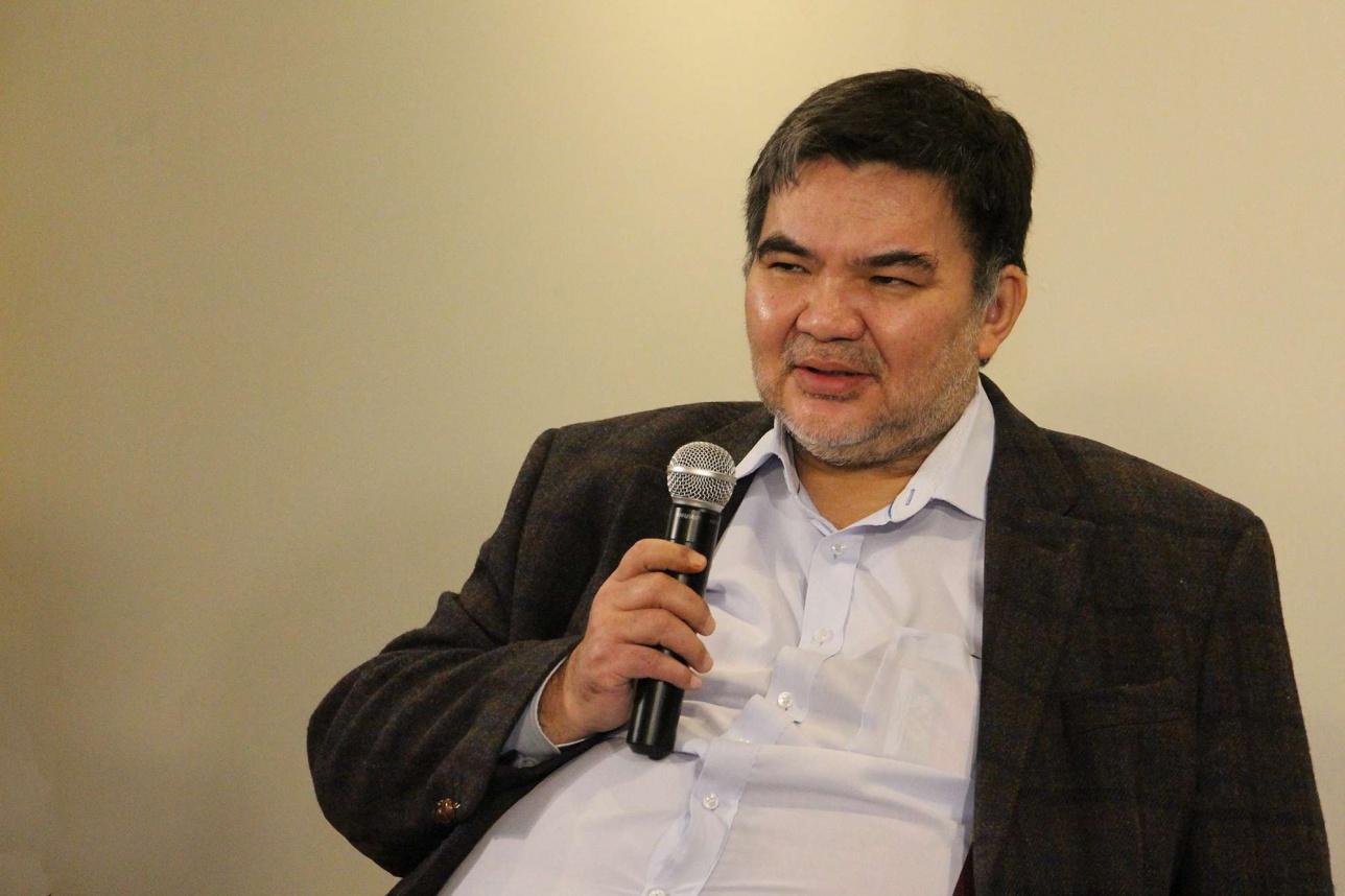 Экономист Жарас Ахметов