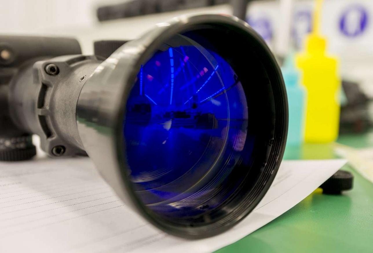 Завод производит электронно-оптические системы различного назначения