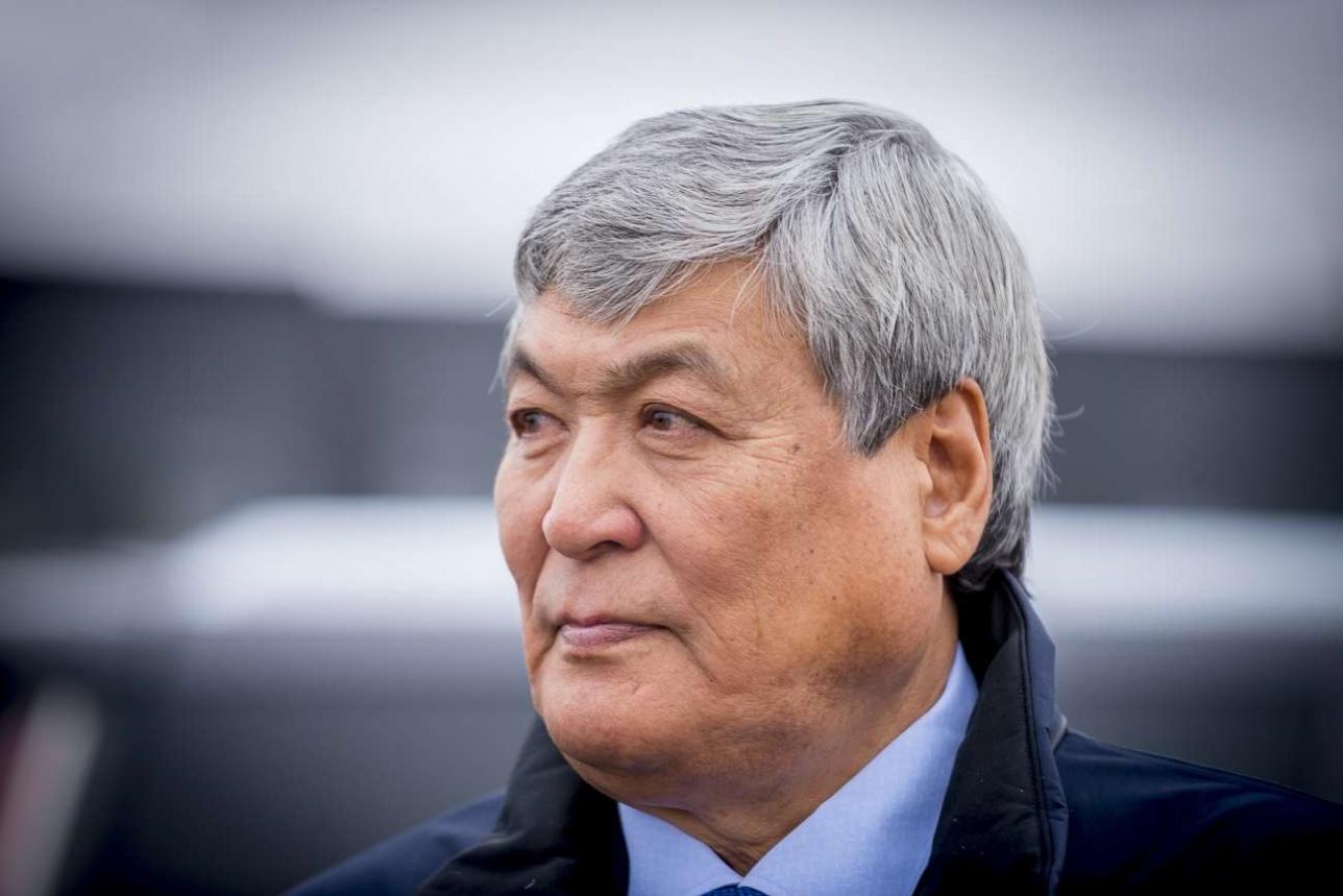 Тохтар Аубакиров был главным гостем на презентации обновленной ВВП
