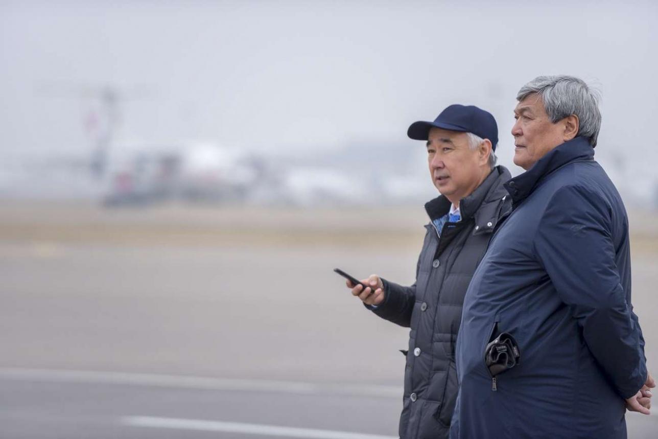 Алматинский аэропорт будет реконструироваться