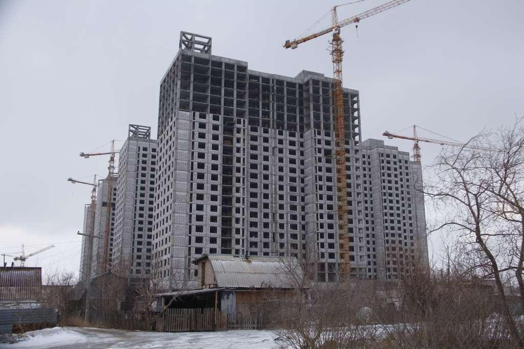 1 млн человек копят деньги в ЖССБ на собственное жильё