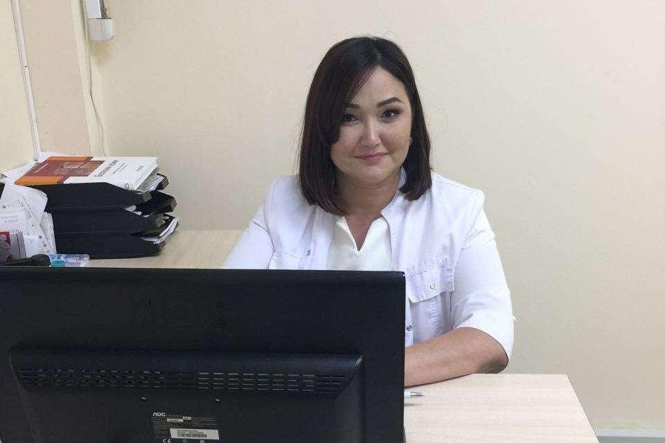 Гульнара Утепбергенова