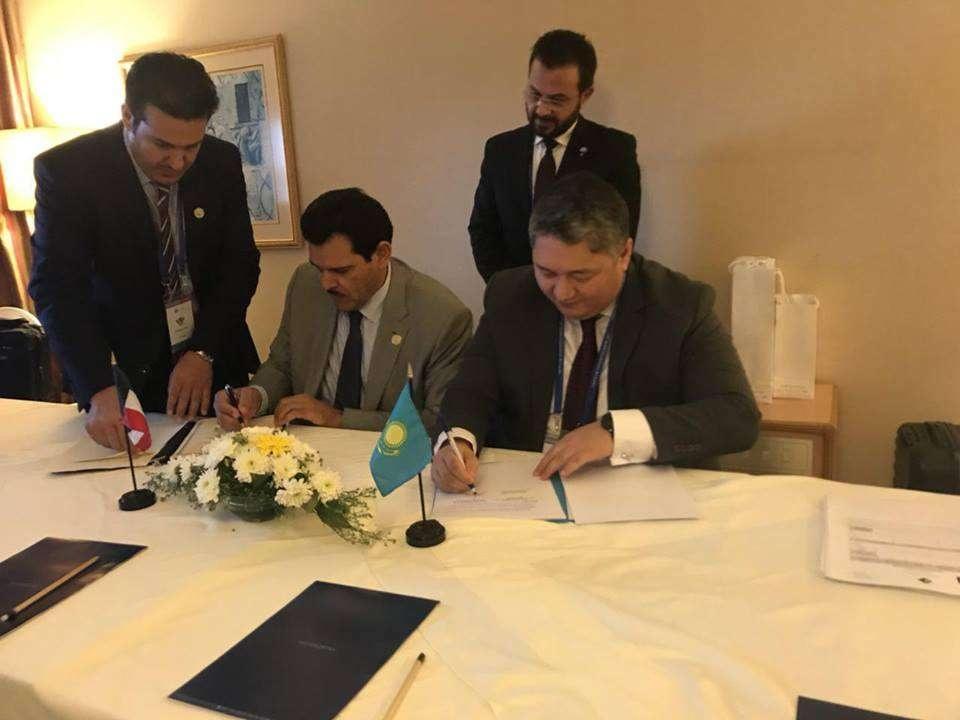 Казахстан заложил правовую основу для открытия новых авиарейсов в 2018 году.
