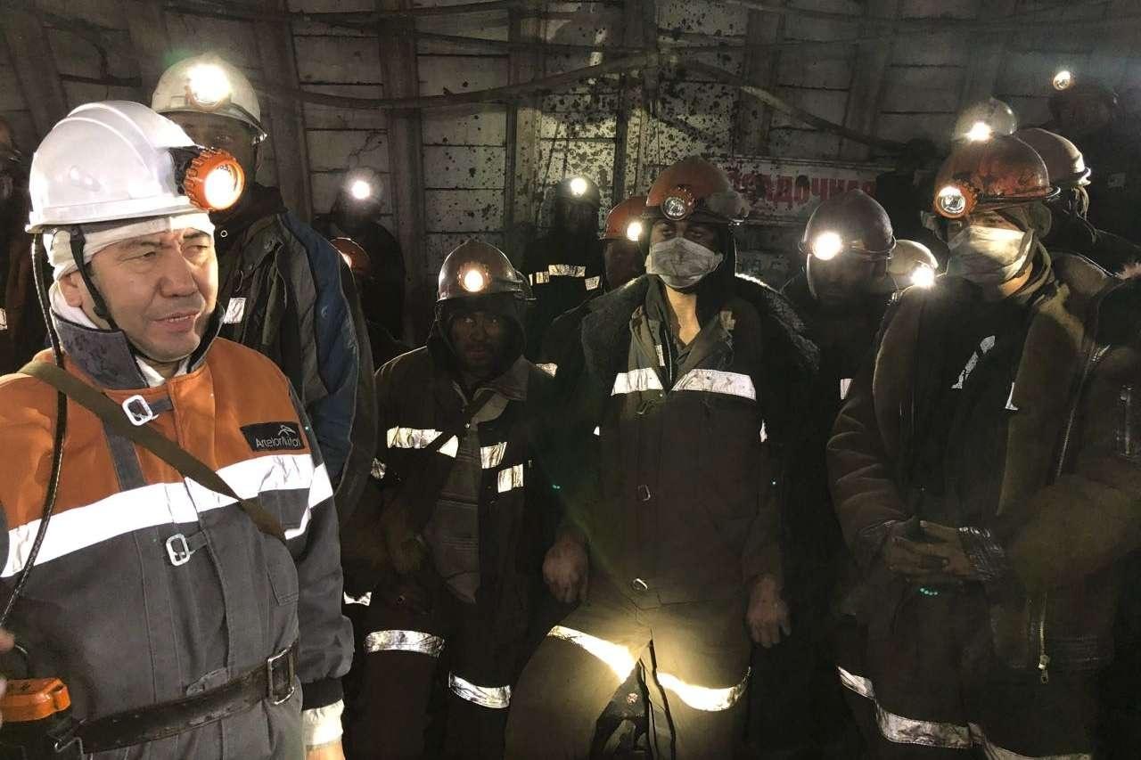 Забастовка шахтёров завершилась