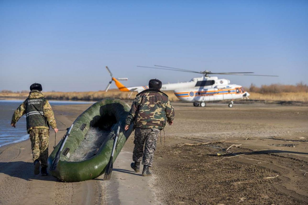 Лодки браконьеров обычно изымаются в доход государства по решению суда