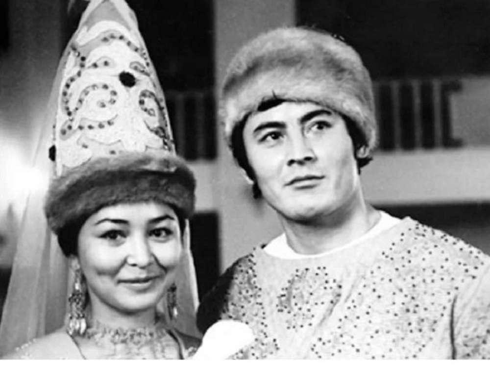Куман Тастанбеков в роли Толегена