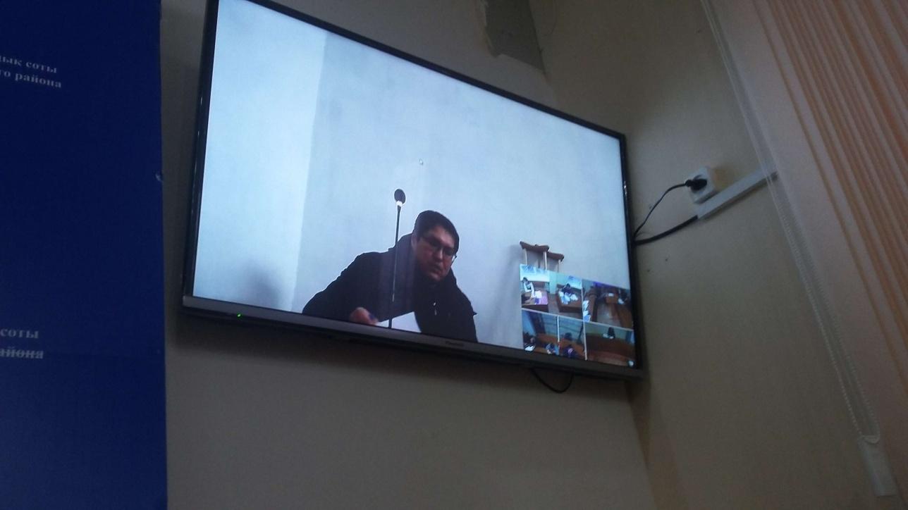 Мусин эмоционально выступает в суде