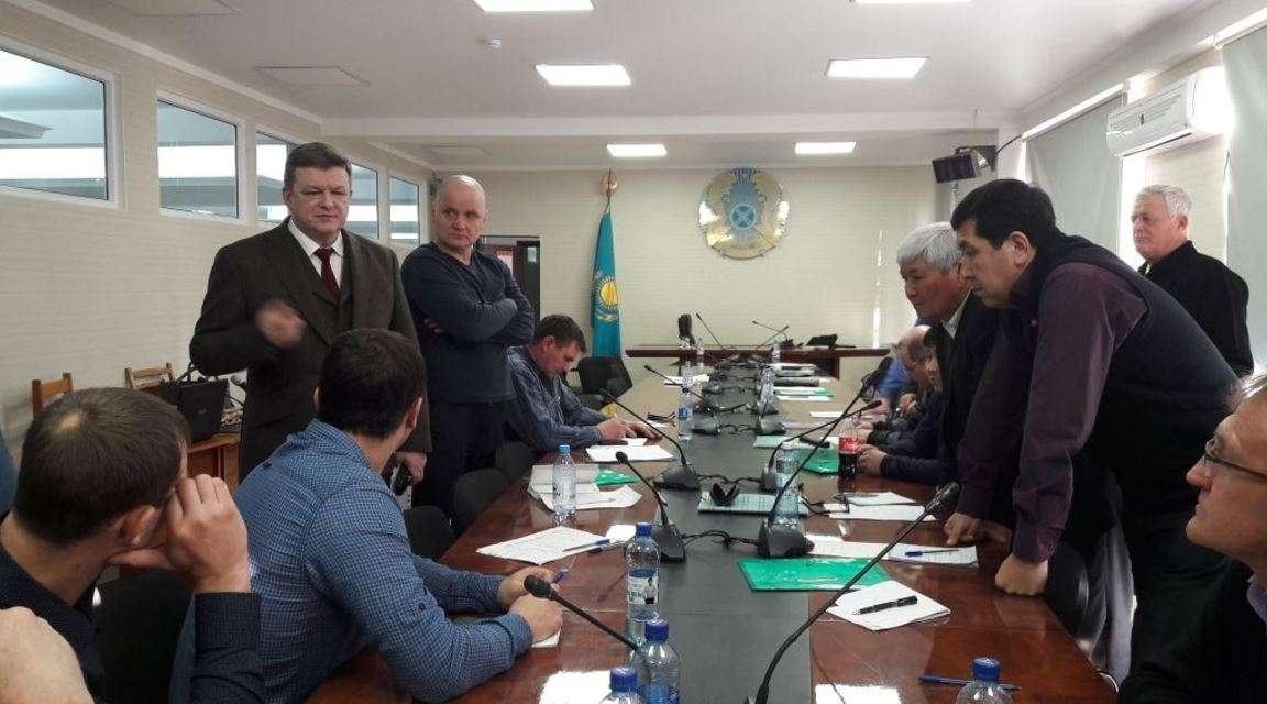 Комиссия по решению трудового спора завершила работу