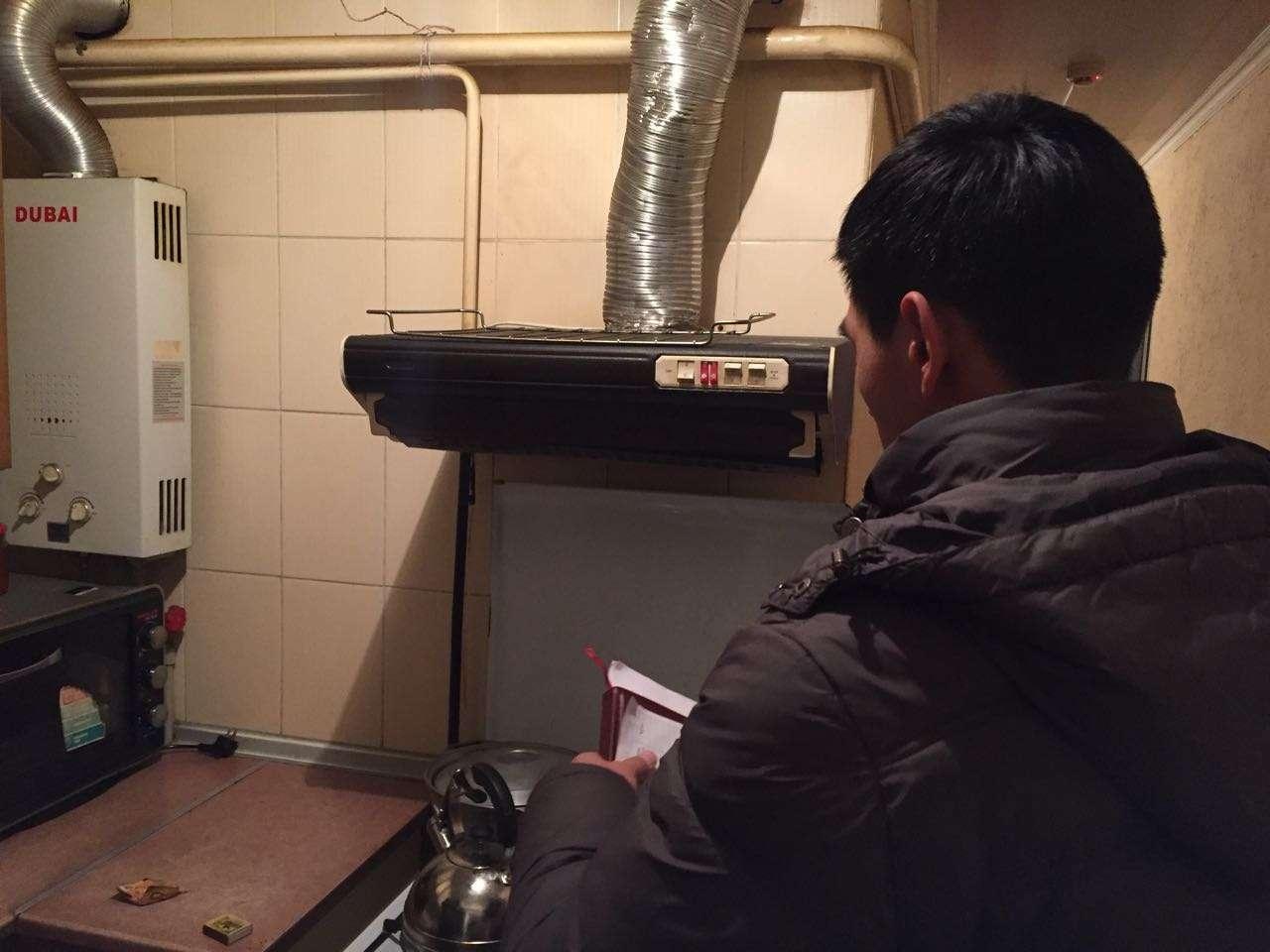 В Шымкенте проверили более 15 тысяч квартир и домов
