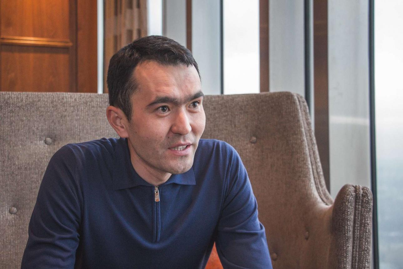 Ержан Еркинбаев