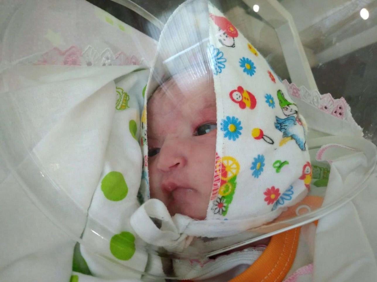 Малышку экстренно прооперировали казахстанские хирурги