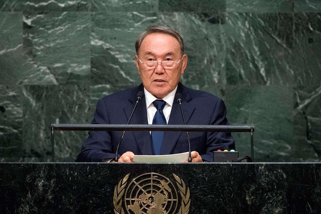 Нурсултан Назарбаев выступит на брифинге Совбеза ООН