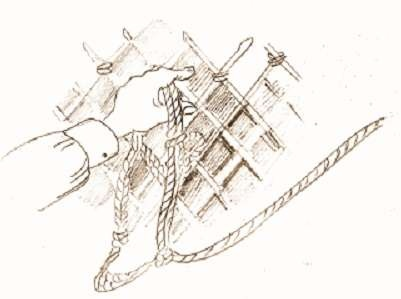 Жүгеннің тізгінін ұстату ырымы