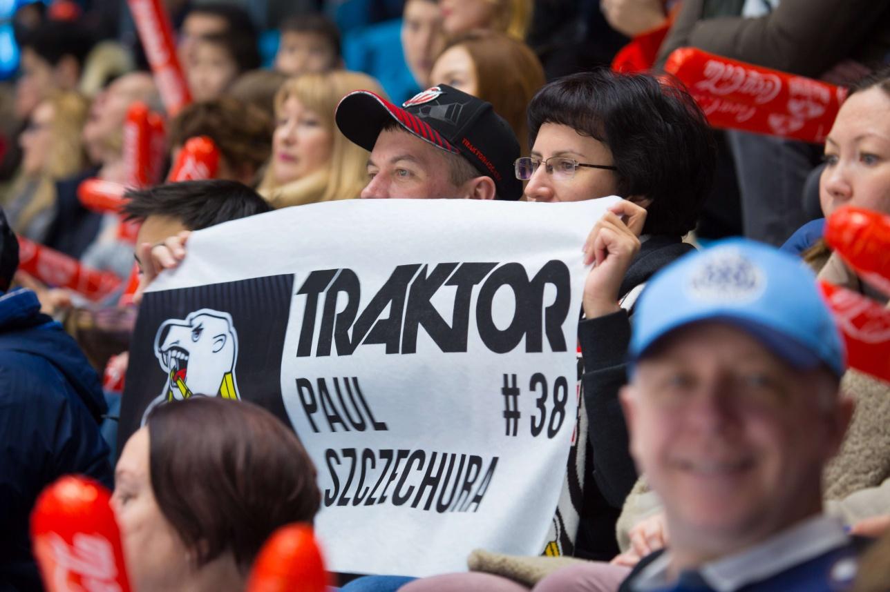 В Астану приехали личные фанаты многих игроков КХЛ