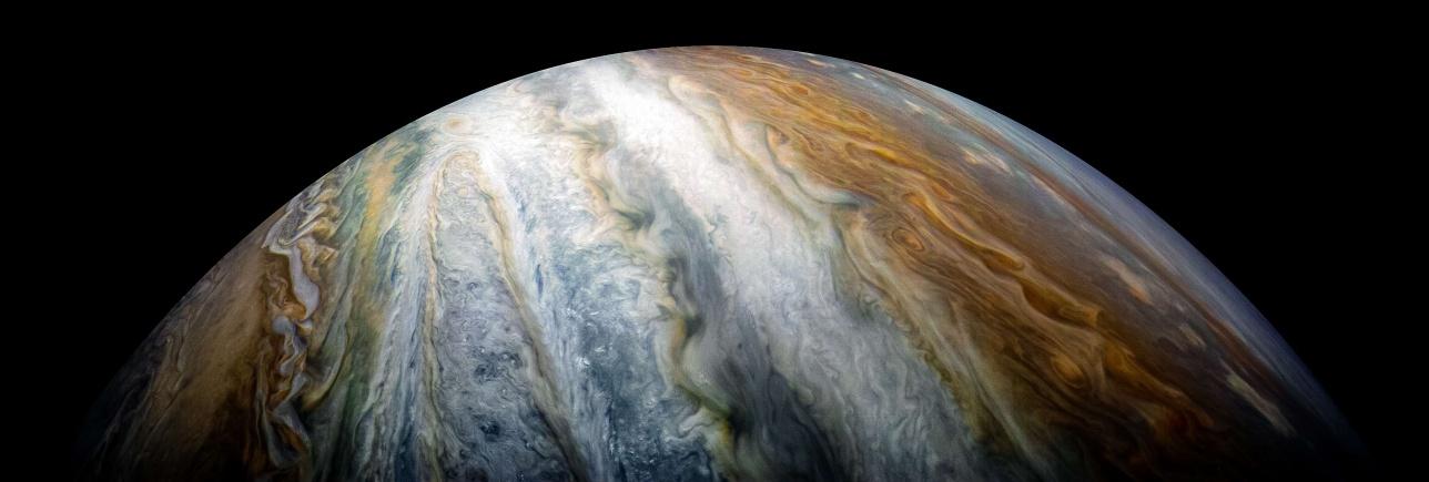 Облачный пояс Юпитера