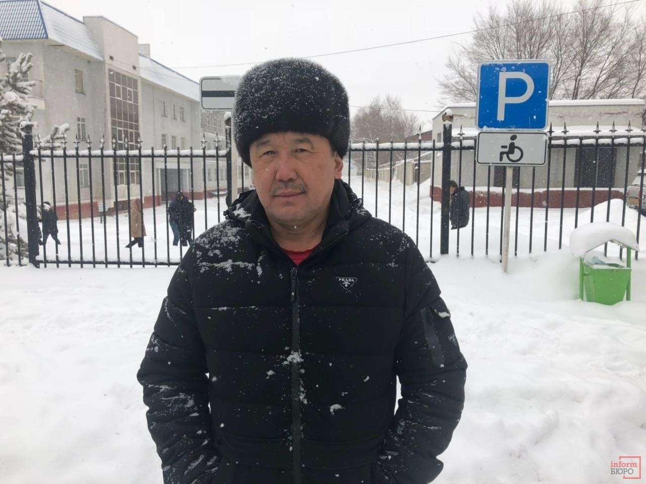 Бизнесмен Нурлан Ахметов
