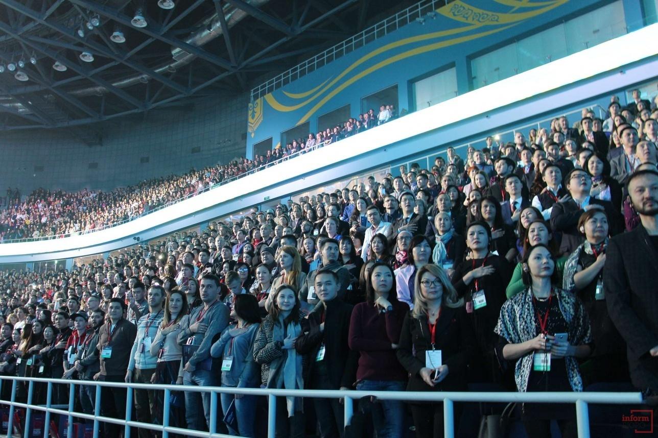 "Трибуны ""Алматы Арена"" вмещают 12 тысяч зрителей"