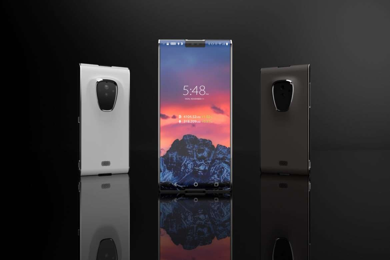 Телефон от компании Sirin Labs