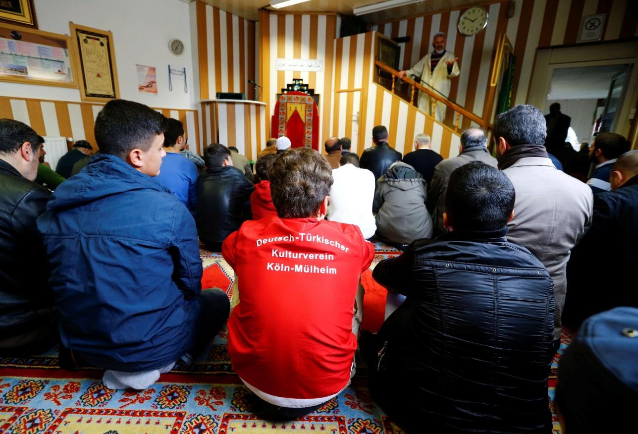 Молодые мусульмане в Германии