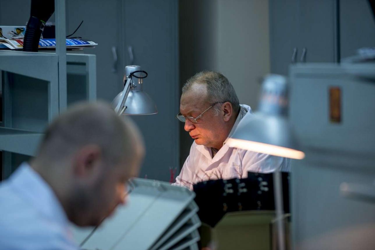 """В CКТБ """"Гранит"""" работают около 600 специалистов"""