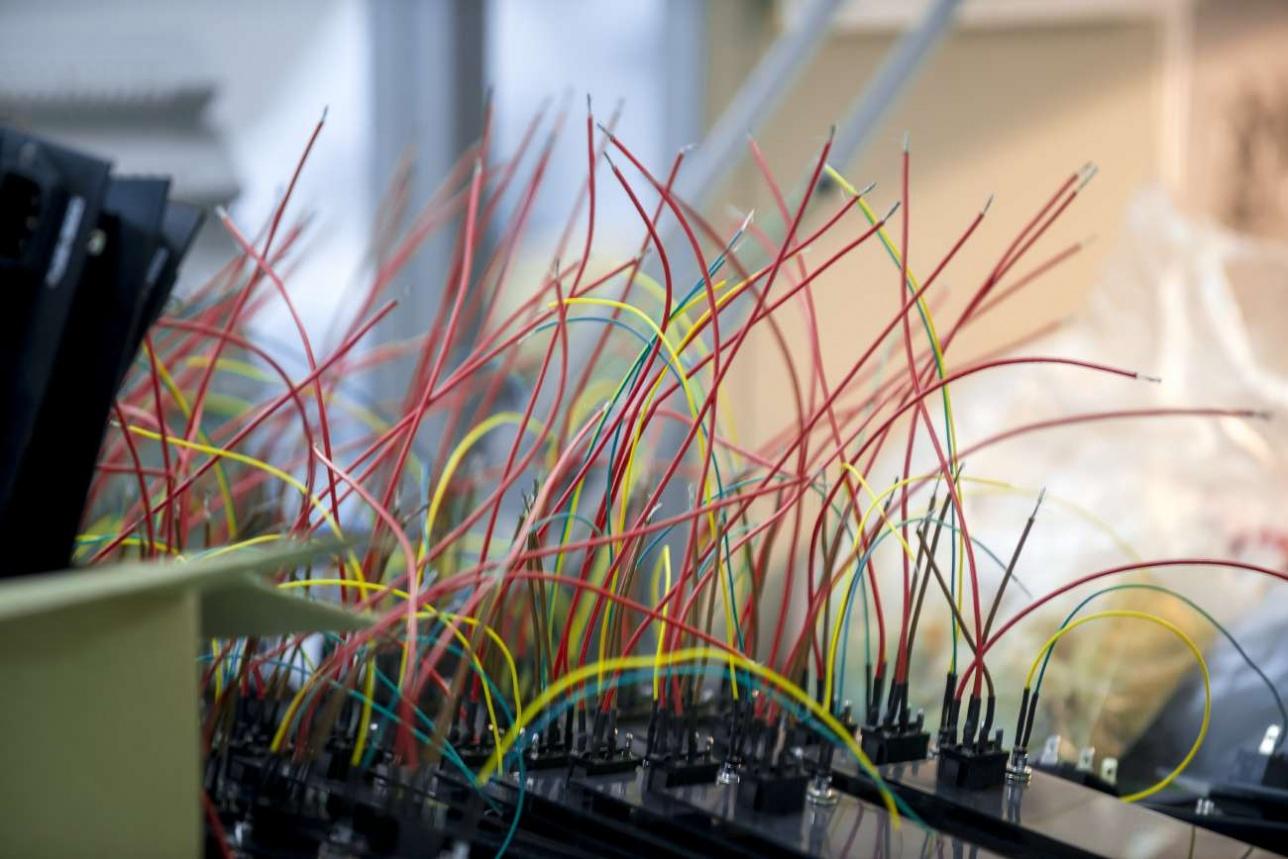 В процессе модернизации производитсмя замента элементной базы