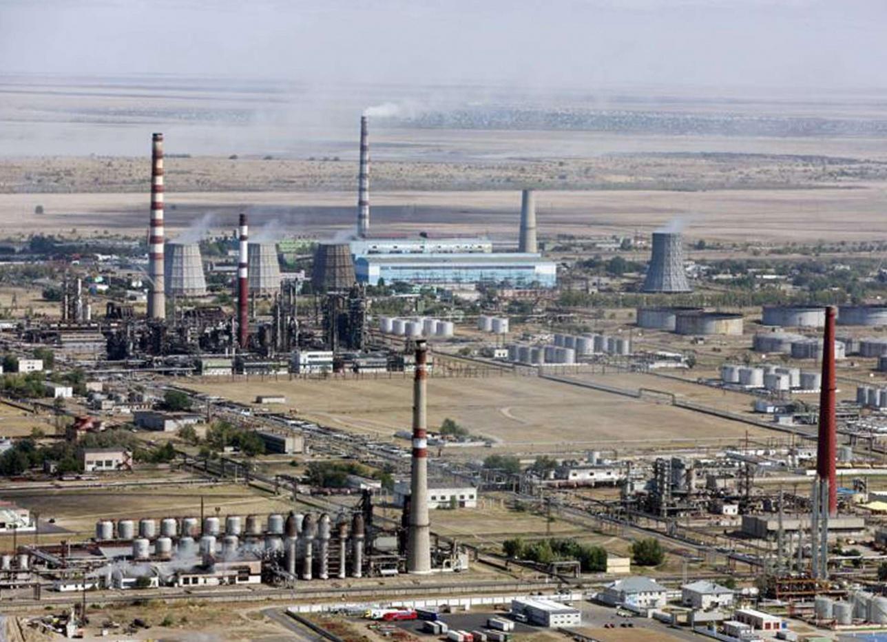 Павлодарский нефтехимический завод