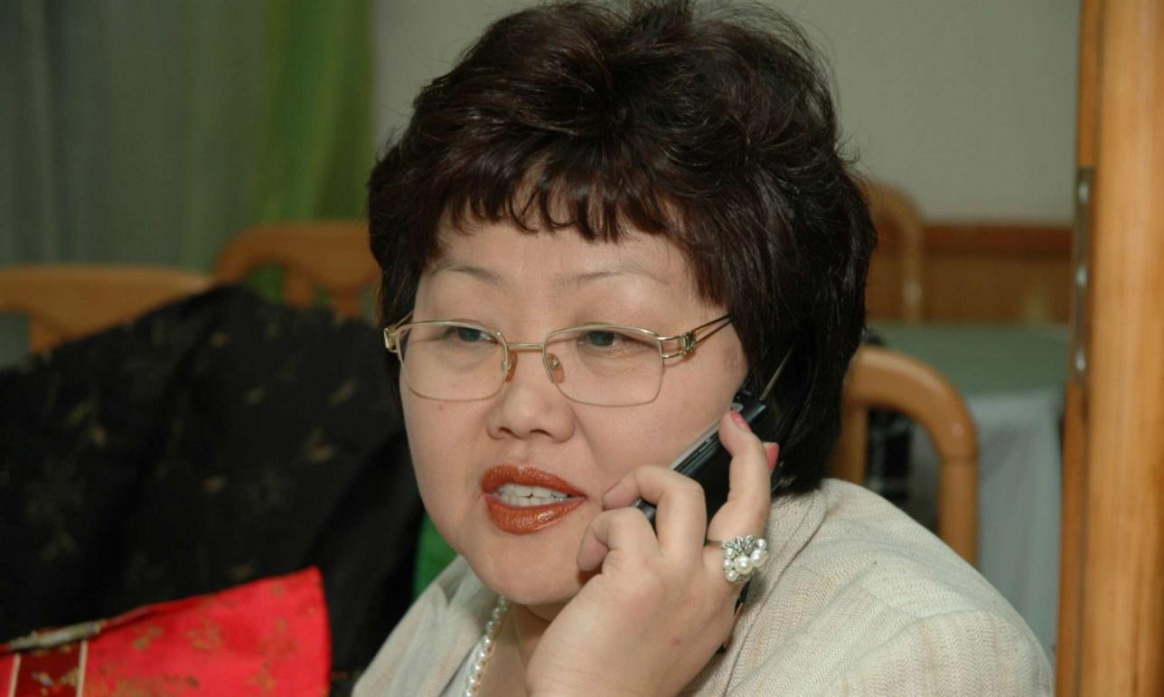 Лариса Пак до 2017 года была и.о. главы Комитета фармации