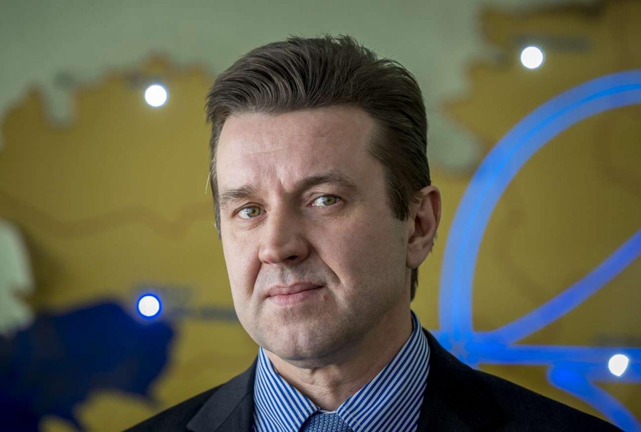 Константин Ушаков, генеральный директор АО АРЗ № 405
