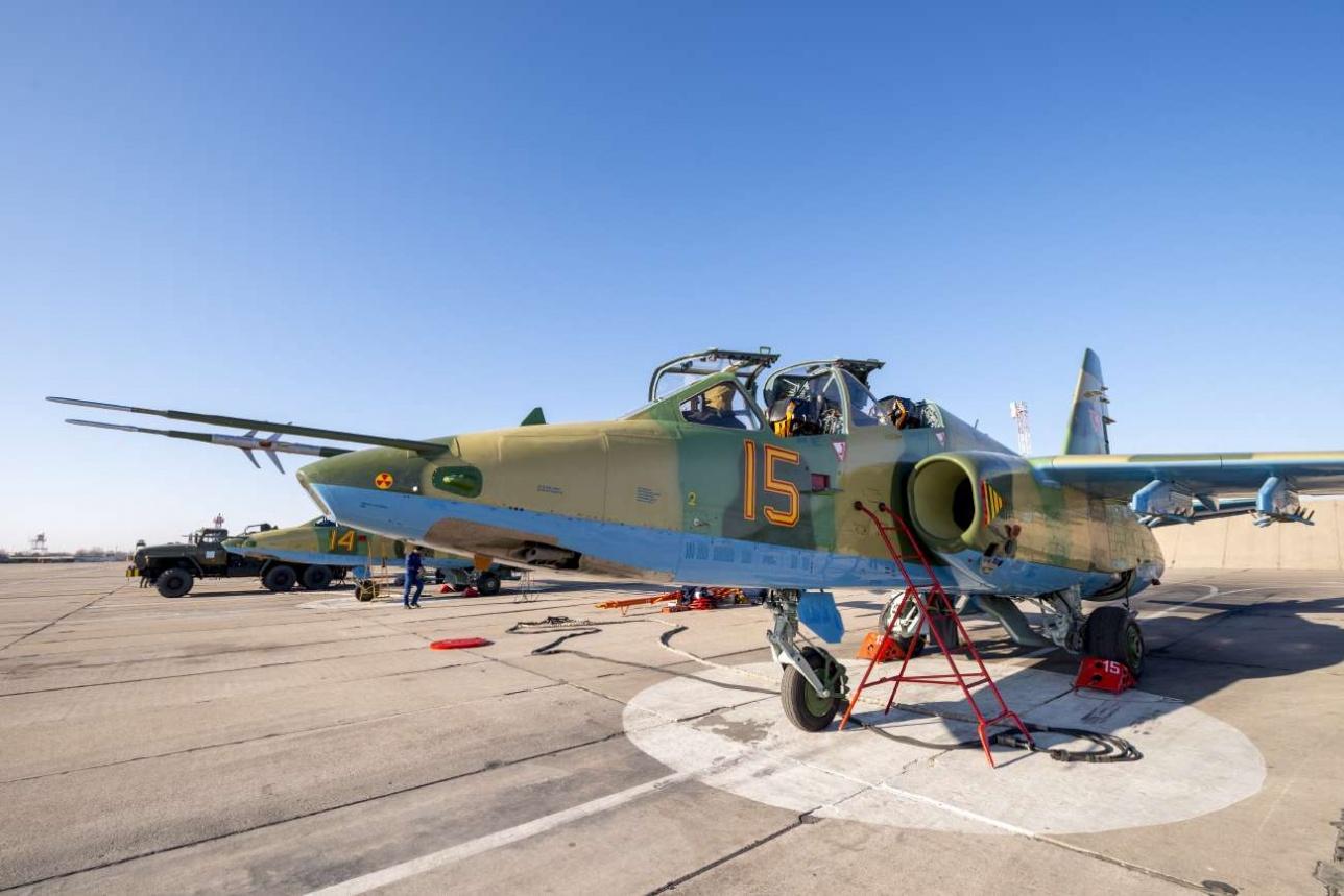 """""""Грач"""" способен нести до 32 видов авиационного вооружения"""