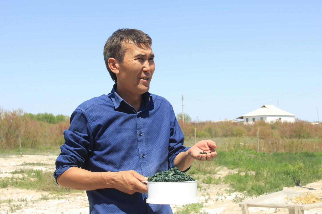 Кәсіпкер Нартай Әубәкіров