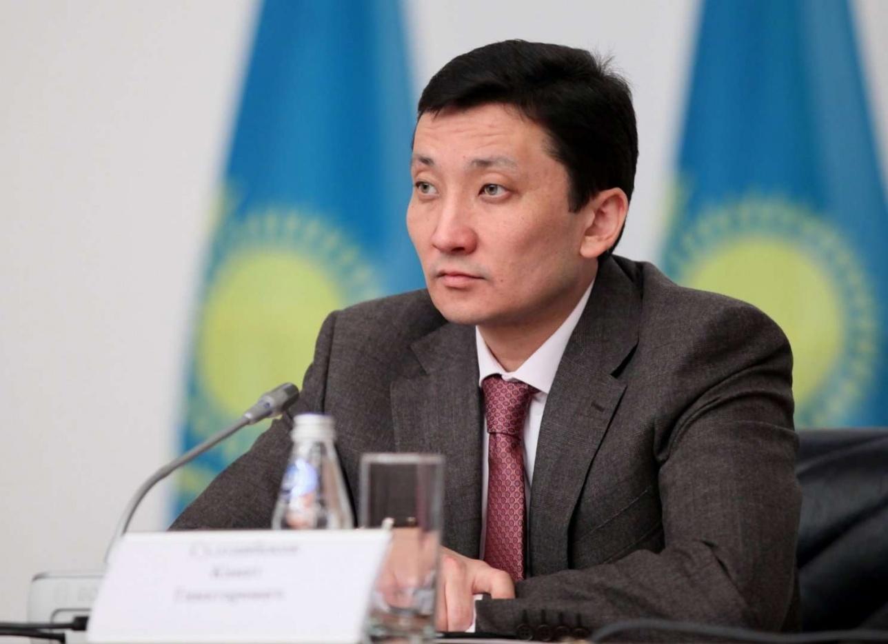 Канат Султанбеков