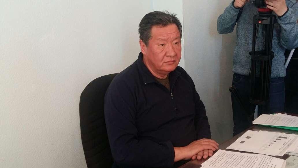 Вице-министр энергетики Бакхтияр Джаксалиев