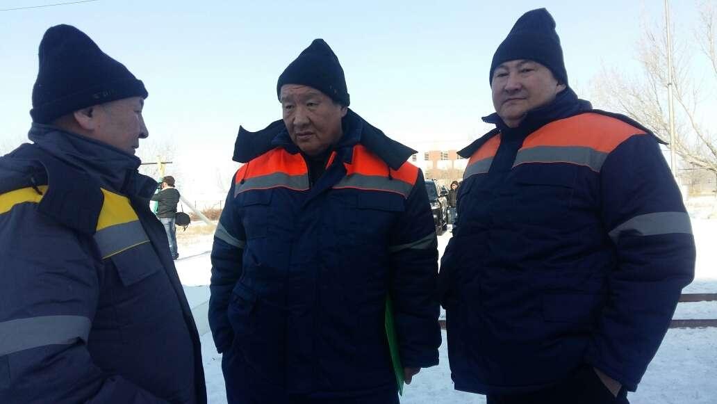 Вице-министр энергетики провёл выездное совещание в ВКО