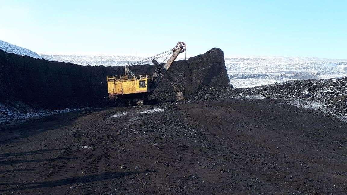 70% добычи угля уходит на экспорт