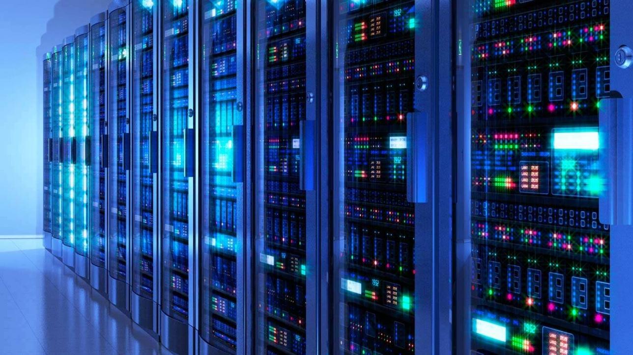 Централизовано хранить такой объём информации необходимо будет на больших серверных станциях