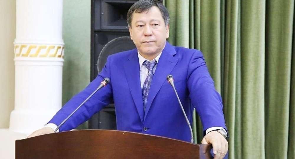 Глава МВД Рамазон Рахимзода сам не страдает лишним весом