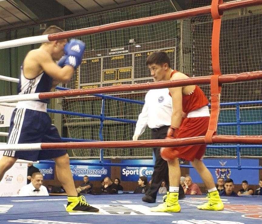 Всего в турнире участвовало восемь казахстанских боксёров