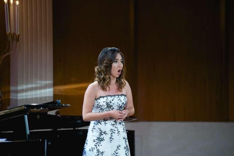 """Малика почти год работает в """"Астана Опера"""""""