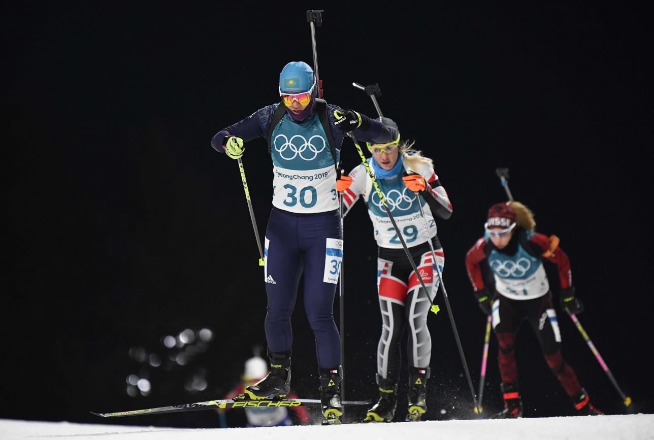 Лидер казахстанской сборной Галина Вишневская пока не в состоянии выигрывать медали на Олимпиаде